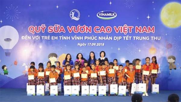 66.000 ly sữa cho trẻ em Vĩnh Phúc dịp Trung thu-4
