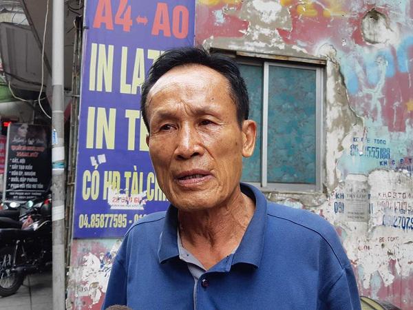 """Ông chủ xóm trọ 15.000 đồng bị cháy: Tôi đau xót khi những bệnh nhi nghèo không có chỗ ở""""-1"""
