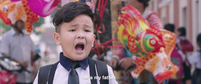 An Nguy vẫn đơ và dở, Kiều Minh Tuấn diễn còn nhạt hơn ông chú đạp xích lô trong Chú Ơi Đừng Lấy Mẹ Con-8