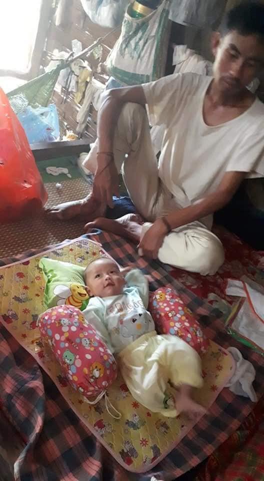 Mẹ mất sữa phải lấy nước cơm nuôi con, sau 3 tháng chưa kịp đặt tên mẹ đã qua đời-4