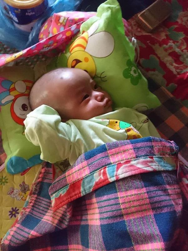 Mẹ mất sữa phải lấy nước cơm nuôi con, sau 3 tháng chưa kịp đặt tên mẹ đã qua đời-6