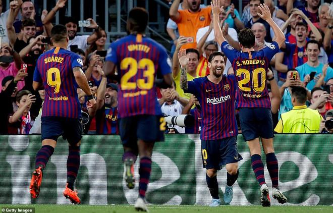 Messi đang biến những điều phi thường thành chuyện cơm bữa-2