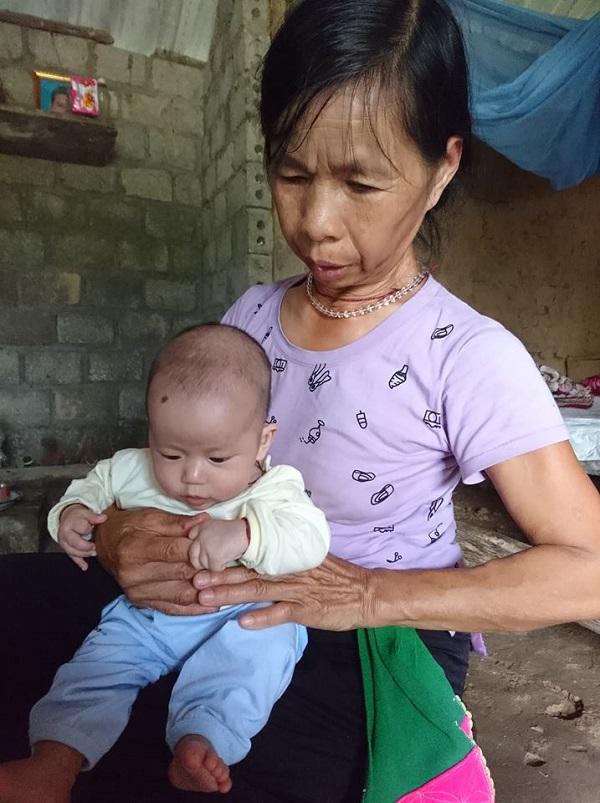 Mẹ mất sữa phải lấy nước cơm nuôi con, sau 3 tháng chưa kịp đặt tên mẹ đã qua đời-8