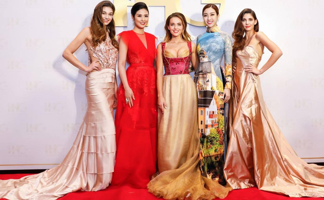 Hoa hậu Đỗ Mỹ Linh tái xuất gợi cảm sau khi trao lại vương miện-9