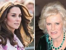 Sau lời nguyền rủa của con dâu, bà Camilla đã có màn