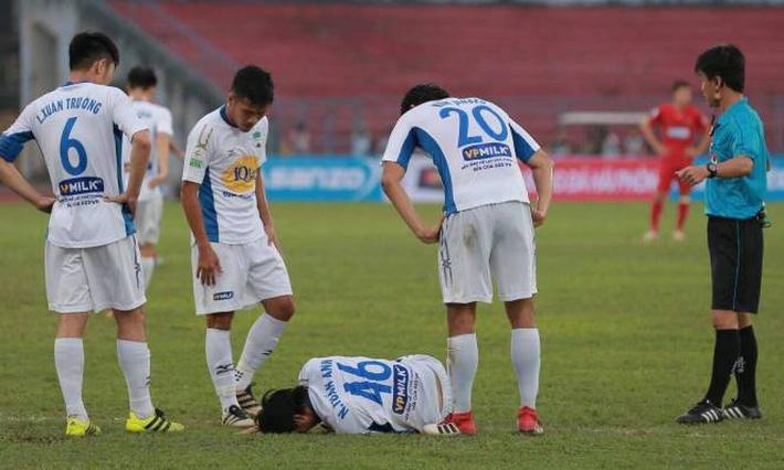 Nguyễn Tuấn Anh khó có cơ hội tham dự AFF Cup 2018-2