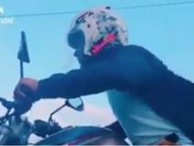 Ngã ngửa với sự thật phía sau clip nam thanh niên chạy xe với tốc độ kinh hoàng