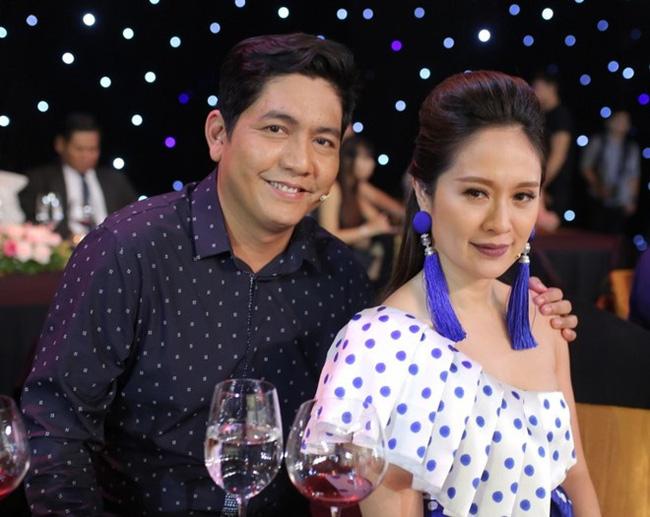 Sau tin đồn ly hôn với ông xã Đức Thịnh, Thanh Thúy hạnh phúc tiết lộ chuyện mang thai sau gần 10 năm chờ đợi-1