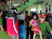 Phút cân não giải cứu 3 đứa trẻ bị bố ép
