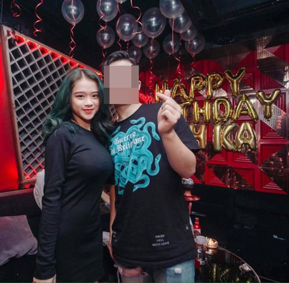 Hot girl Linh Ka phổng phao bất ngờ ở tuổi 16-2