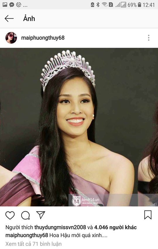 Tiết lộ lý do Mai Phương Thúy không xuất hiện trong đêm chung kết Hoa hậu Việt Nam 2018-3