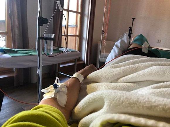Ông hoàng nhạc Việt Mr Đàm nhập viện vì kiệt sức khi lưu diễn ở nước ngoài-2