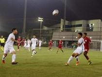 Ngược dòng ngoạn mục, U19 Việt Nam hạ đo ván đàn em của Drogba