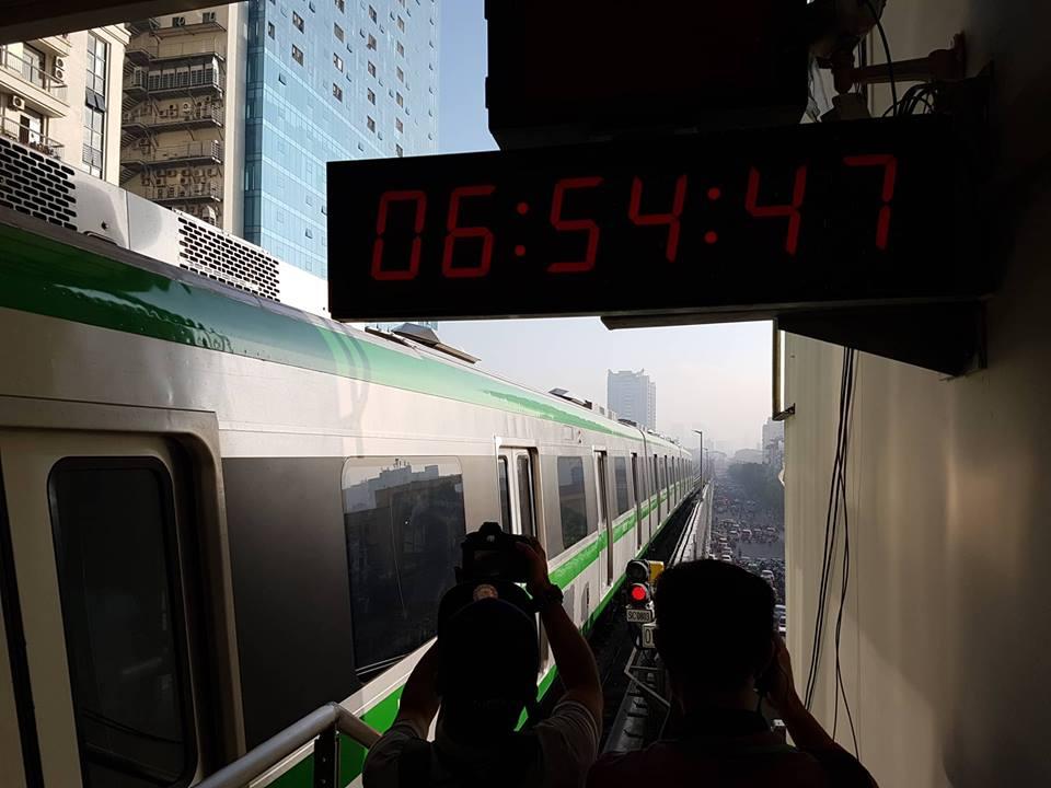 Một mình 1 đường, tàu từ Hà Đông đến Cát Linh hết 30 phút-11