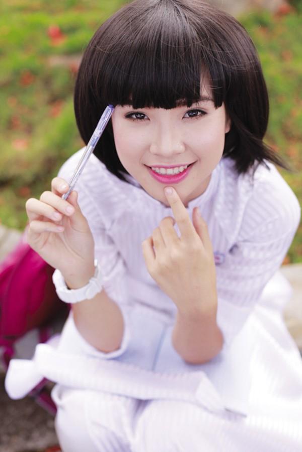 Sao Việt học cùng trường với Hoa hậu Tiểu Vy: Người trượt tốt nghiệp, kẻ điểm thấp lẹt đẹt-3