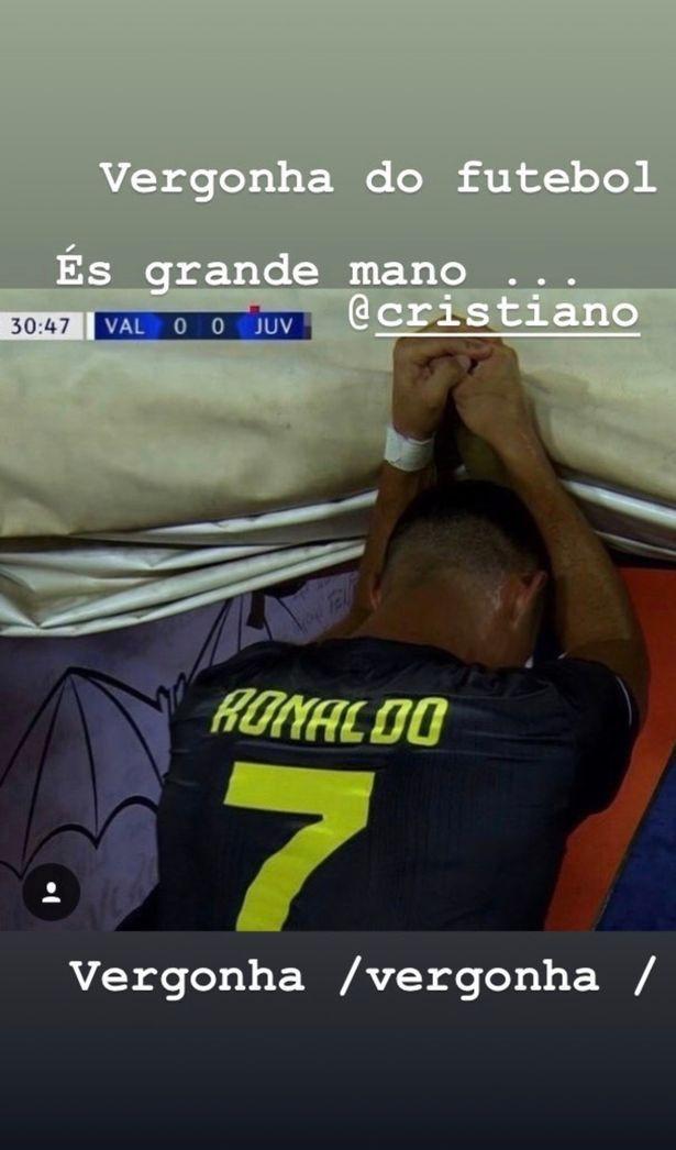 Chị gái của Ronaldo: Tấm thẻ đỏ là nỗi nhục của bóng đá-3