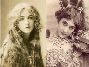Ngắm loạt ảnh có niên đại hơn trăm năm tuổi để biết phụ nữ thời xưa đẹp đến thế nào