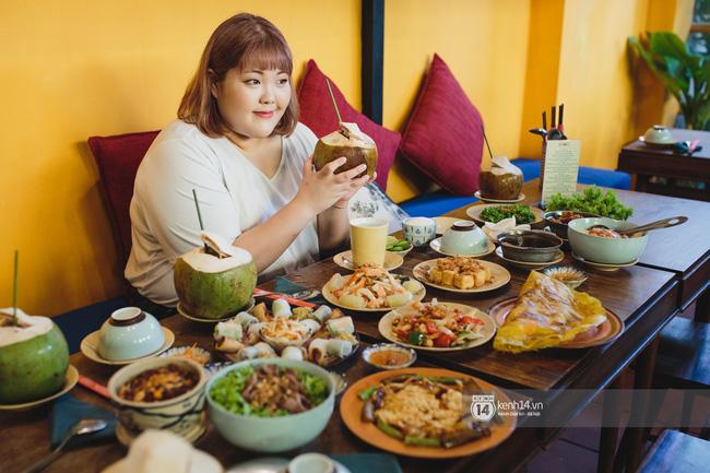 Nàng mập triệu view Hàn Quốc đến Việt Nam: Ăn cua hết 10 triệu, vẫn tiếc vì chưa kịp ăn bún chả-3