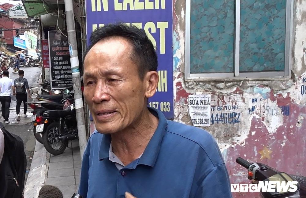 Bị nói ăn chặn tiền từ thiện của nạn nhân vụ cháy gần BV Nhi, chủ khu trọ giá rẻ Hiệp khùng nói gì?-1