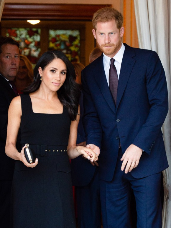 Sốc: Nữ hoàng Anh từng bắt Meghan Markle phải kiểm tra khả năng làm mẹ trước khi cưới Hoàng tử Harry-4