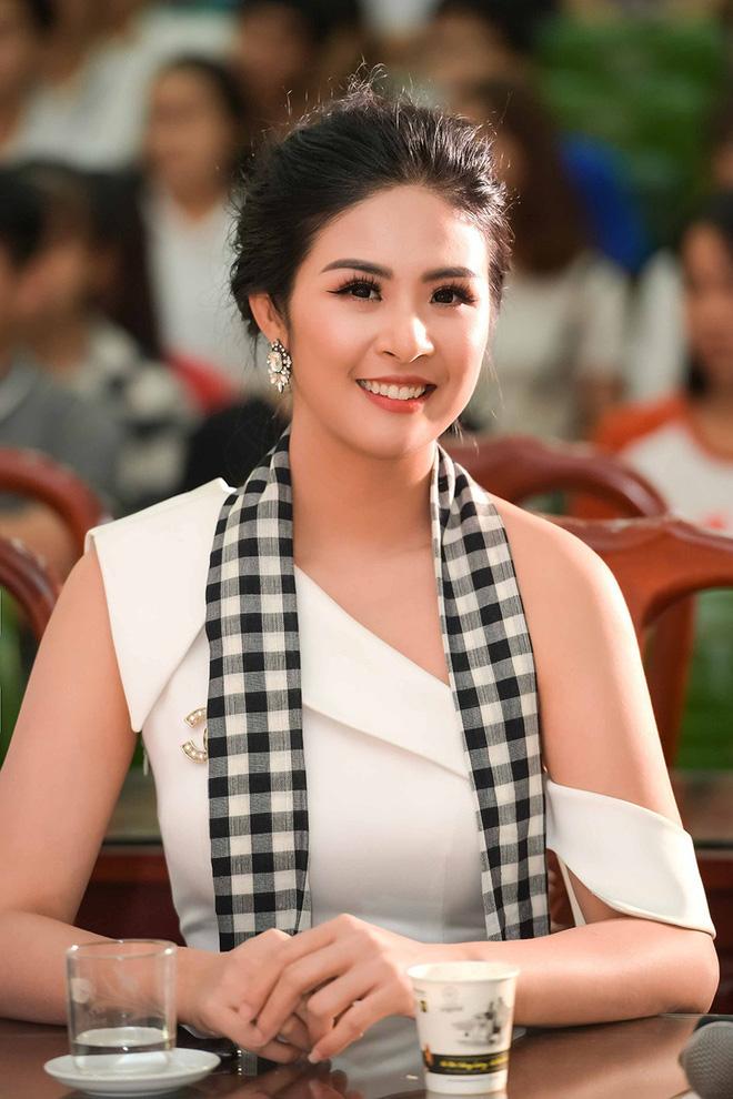 Ngọc Hân: Tôi đã lường trước việc Hoa hậu Tiểu Vy sẽ lộ bảng điểm kém-1