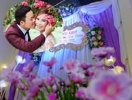 Cận cảnh không gian tiệc cưới sang trọng tại nhà cô dâu 61 tuổi lấy chú rể 26 tuổi ở Cao Bằng