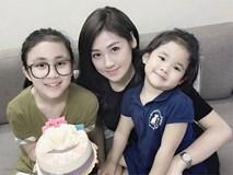 Chân dung 2 cô em gái xinh xắn dễ thương nhưng ít người biết trong gia đình Á hậu Dương Tú Anh