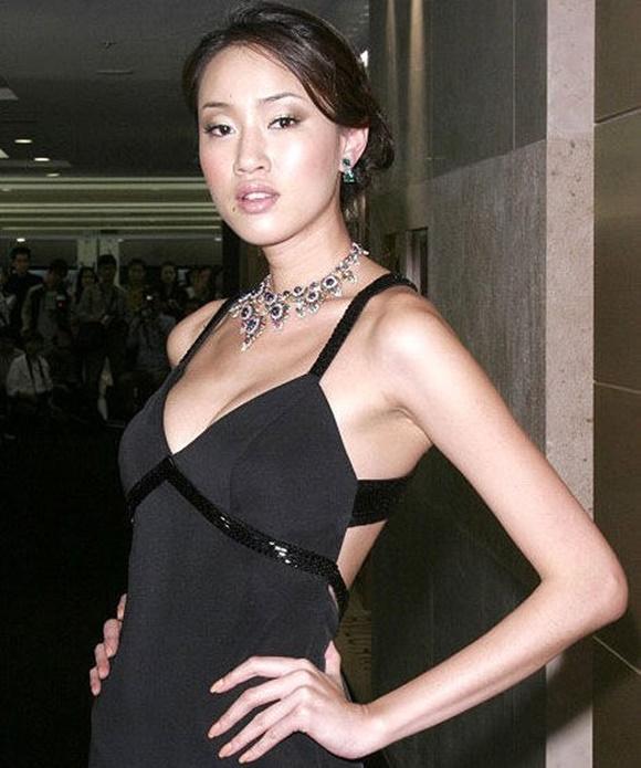 Hôn nhân địa ngục của siêu mẫu Đài Loan: Chồng vũ phu lại lăng nhăng, có con riêng với em gái kết nghĩa-3