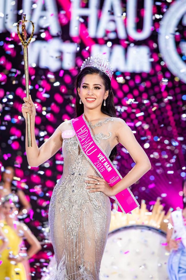 Không xin lỗi, không khóc lóc và điều hy hữu về Hoa hậu Trần Tiểu Vy-1