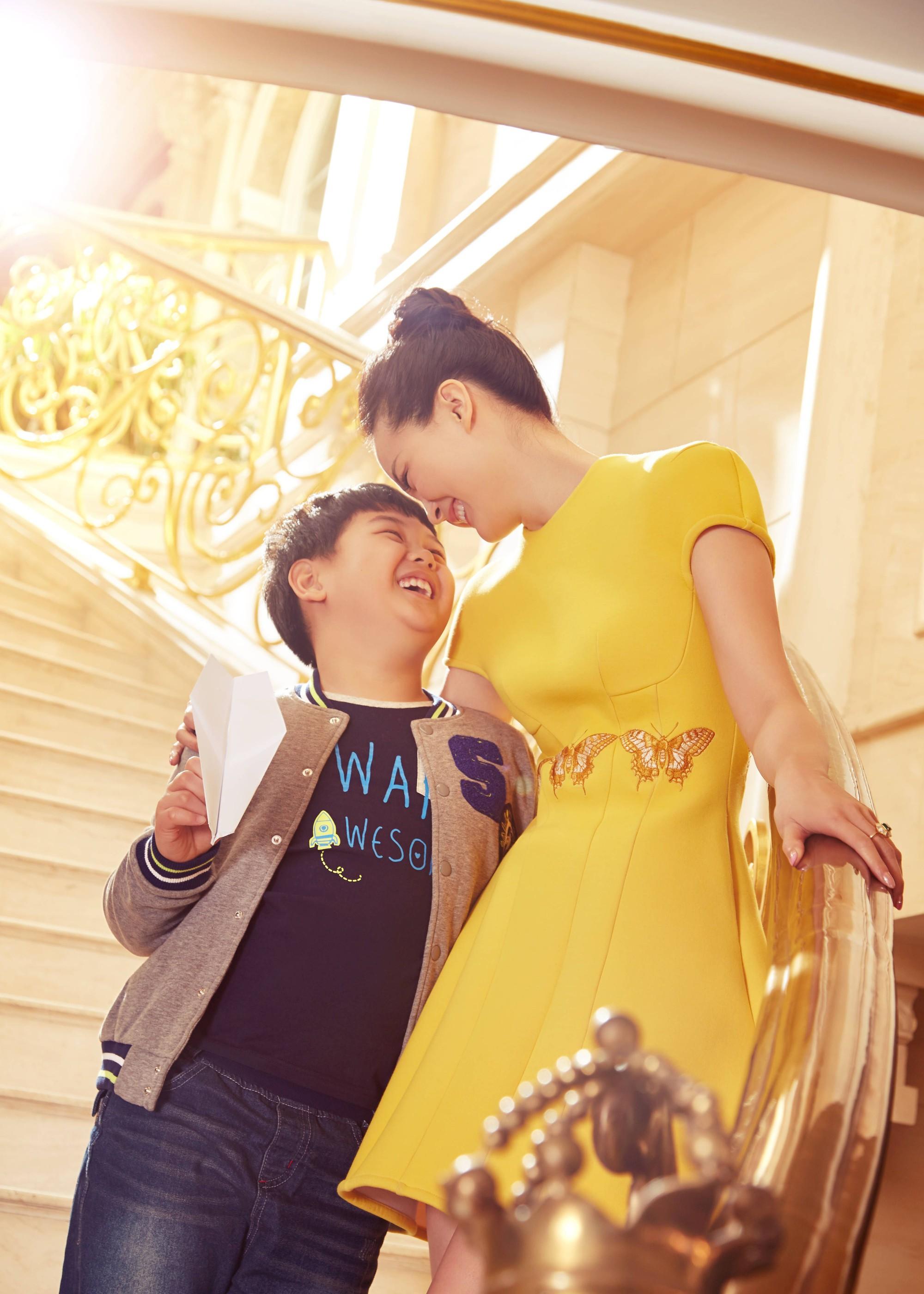"""Phía sau cuộc sống như bà hoàng của Tịnh Nhi"""" Vương Diễm: Bị gia đình chồng đại gia xem thường, con trai ngỗ nghịch mắng trên sóng truyền hình-10"""