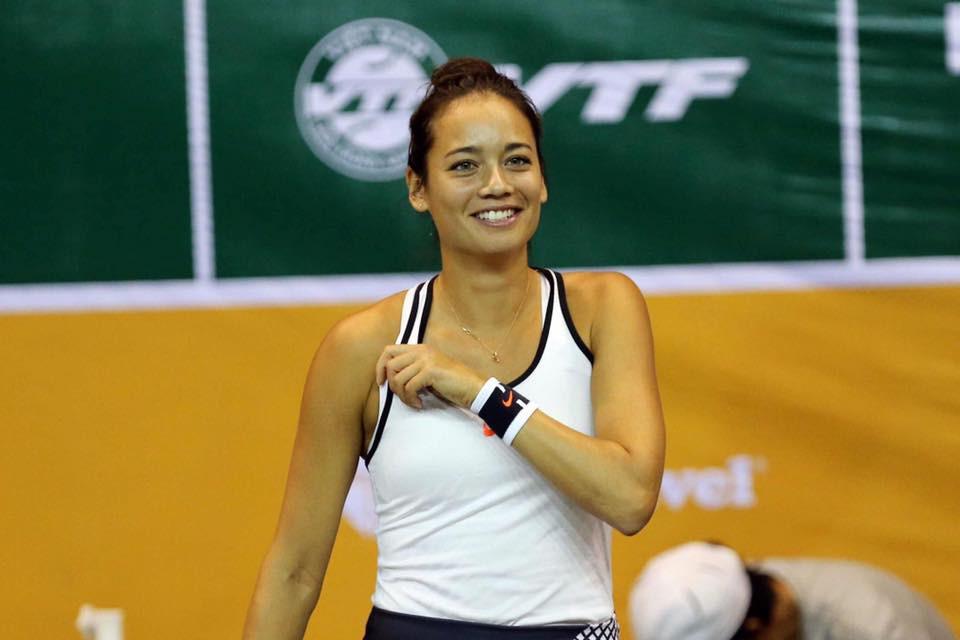 Bông hồng lai từng dự Roland Garros đầu quân cho Việt Nam, quyết giành HCV SEA Games-1