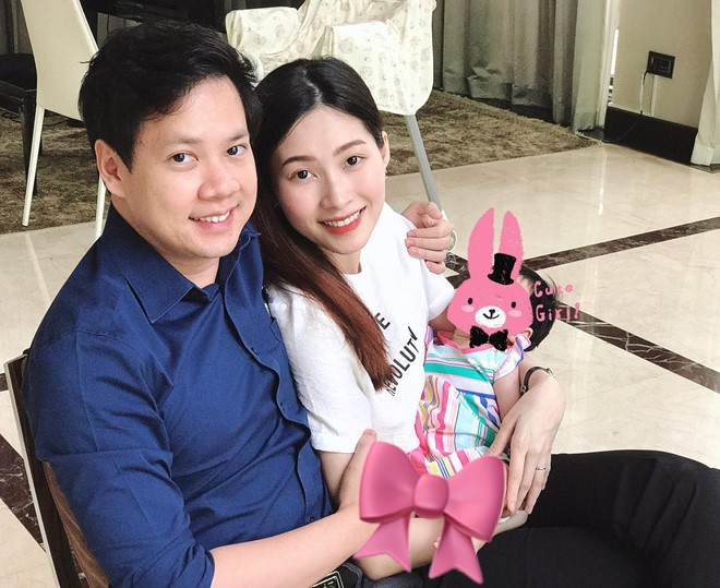 Hot: Lần đầu lộ ảnh cận mặt con gái cực đáng yêu của Hoa hậu Đặng Thu Thảo-2