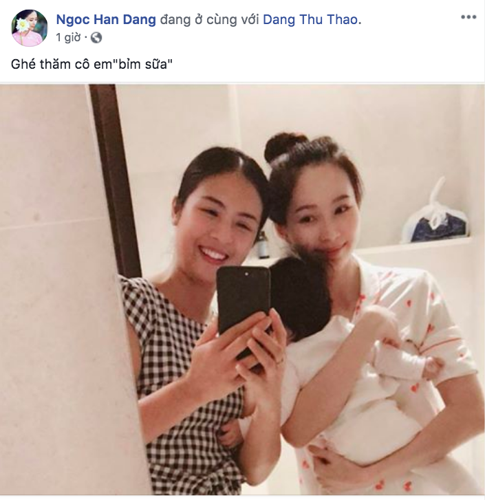 Hot: Lần đầu lộ ảnh cận mặt con gái cực đáng yêu của Hoa hậu Đặng Thu Thảo-3