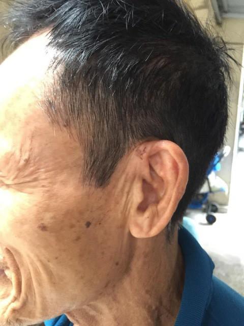 Cháy kinh hoàng gần Bệnh viện Nhi Trung ương: Ông Hiệp khùng lý giải nguyên nhân bị đuổi đánh-4