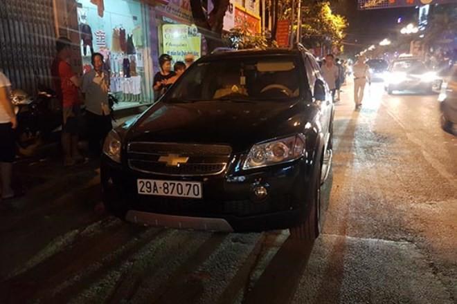 Danh tính 3 đối tượng đi ô tô, táo tợn dùng vũ khí cướp tiệm vàng ở TP Sơn La-3