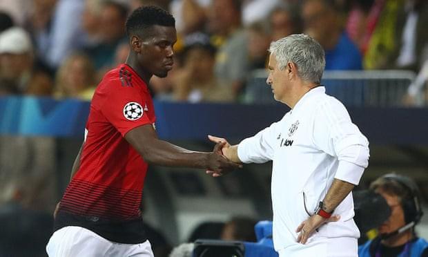 Paul Pogba rối rít cảm ơn HLV Mourinho-1