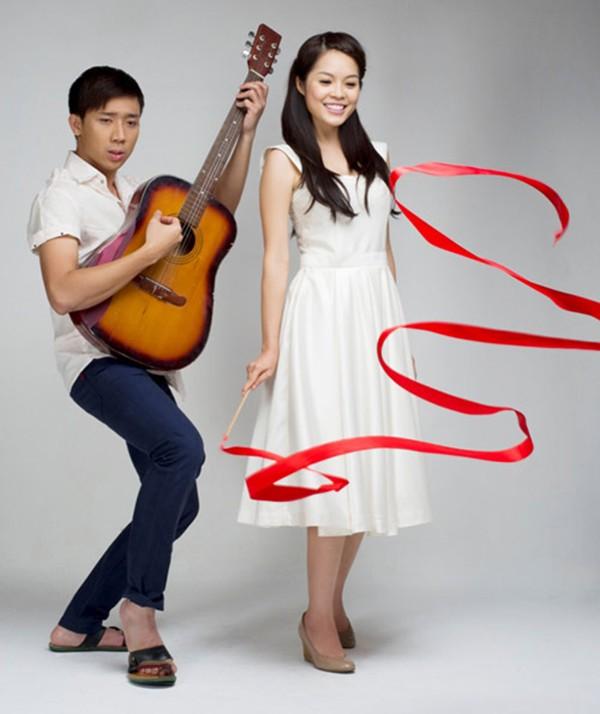 Chuyện tình với danh hài đa tài của Dương Cẩm Lynh chính là Trấn Thành?-2