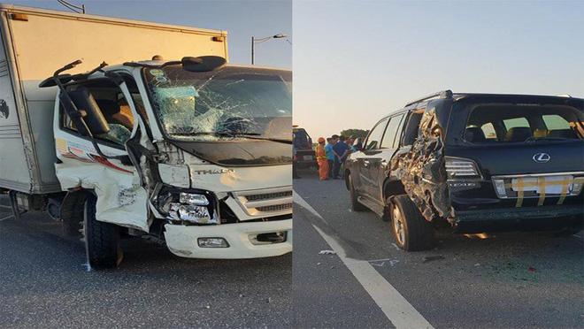 Người lái xe tải tông tài xế Lexus biển tứ quý tử vong: Tôi bị giật mình, không xử lý kịp-1