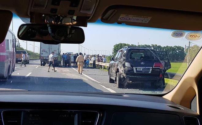 Người lái xe tải tông tài xế Lexus biển tứ quý tử vong: Tôi bị giật mình, không xử lý kịp-2