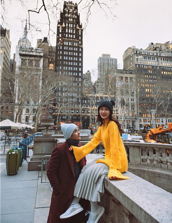 Đông Nhi - Ông Cao Thắng kỷ niệm 9 năm yêu nhau với nhật kí du lịch ngọt ngào-9
