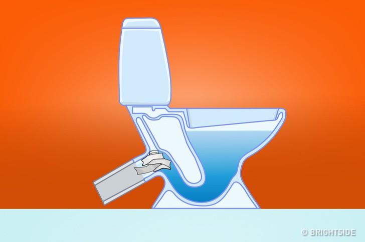 8 loại rác tuyệt đối không vứt vào bồn cầu nếu không muốn có ngày WC ngập ngụa-4