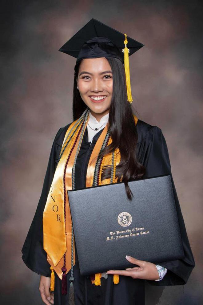 Tốt nghiệp ngành Y bằng Xuất sắc với GPA 4.0, hoa khôi du học sinh Việt được Viện ung thư hàng đầu thế giới giữ lại làm việc-1
