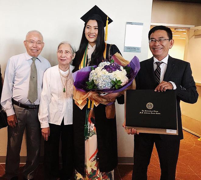 Tốt nghiệp ngành Y bằng Xuất sắc với GPA 4.0, hoa khôi du học sinh Việt được Viện ung thư hàng đầu thế giới giữ lại làm việc-3