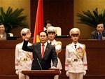 3 lần đánh trống trường của Chủ tịch nước Trần Đại Quang-10