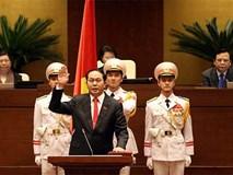 Những hình ảnh khó quên về Chủ tịch nước Trần Đại Quang