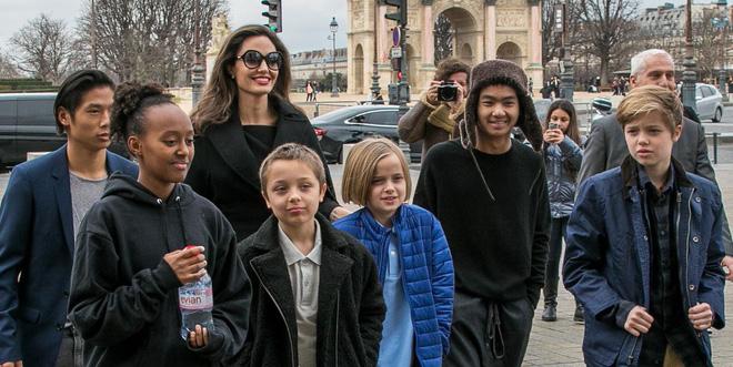 Sau 2 năm nộp đơn ly hôn, Angelina Jolie bất ngờ tìm gặp lại Brad Pitt và đây là lý do-3