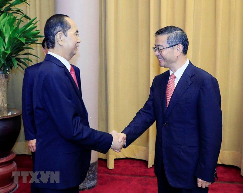 Những ngày làm việc cuối cùng của Chủ tịch nước Trần Đại Quang-2