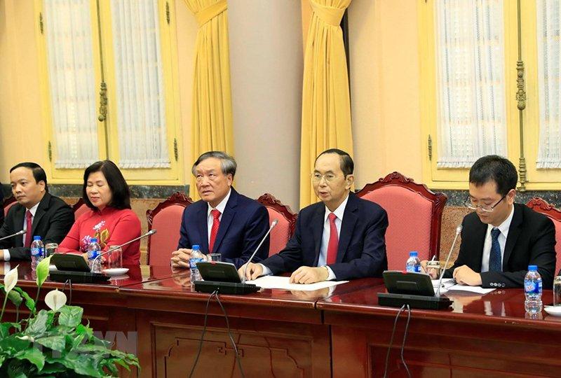 Những ngày làm việc cuối cùng của Chủ tịch nước Trần Đại Quang-3