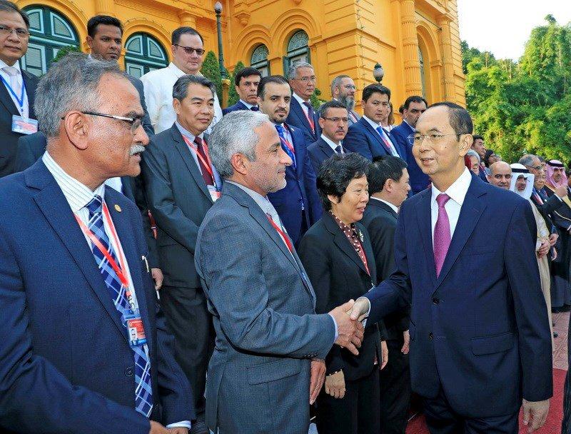 Những ngày làm việc cuối cùng của Chủ tịch nước Trần Đại Quang-4