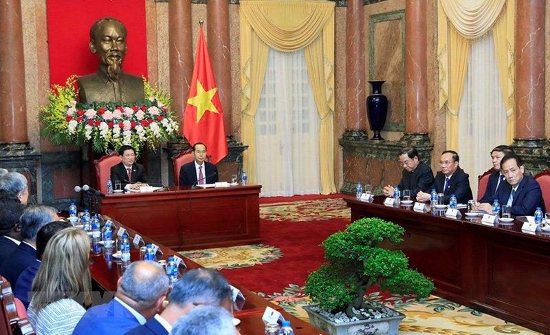 Những ngày làm việc cuối cùng của Chủ tịch nước Trần Đại Quang-7
